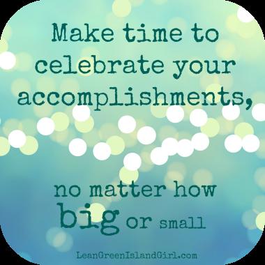 CelebrateAccomplishments