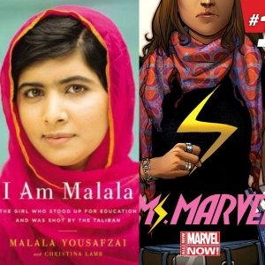 Muslim Ms Marvel