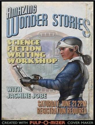 sci fi teen workshop